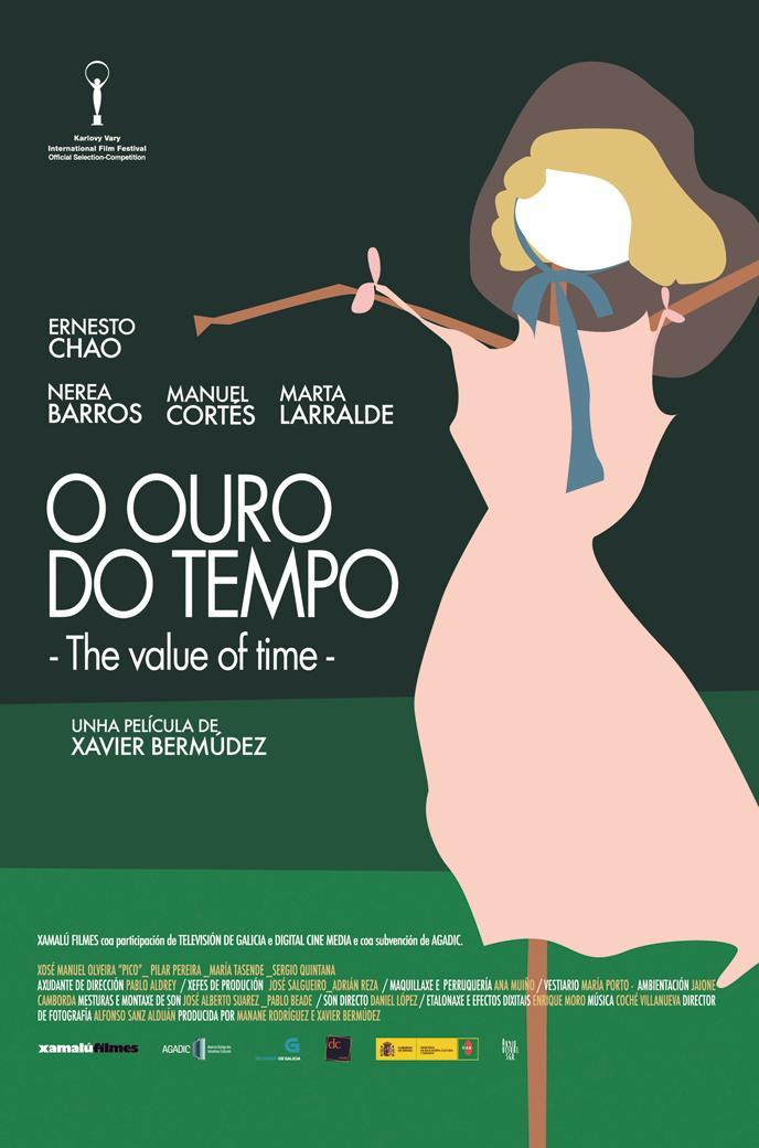 Crítica de O ouro do tempo, de Xavier Bermúdez
