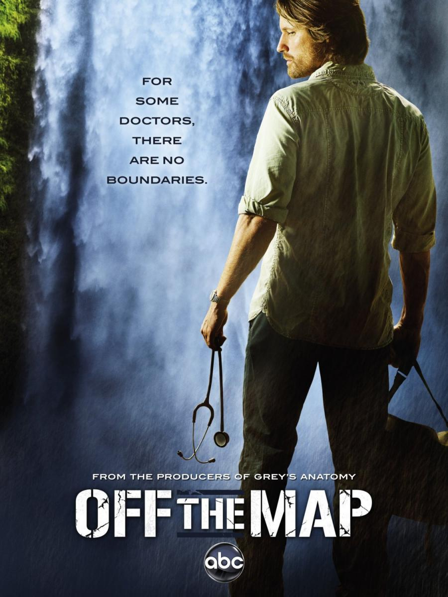 Map Off the TV Show