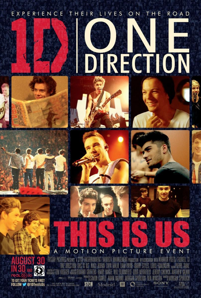 ver pelicula One Direction This Is Us online gratis hd