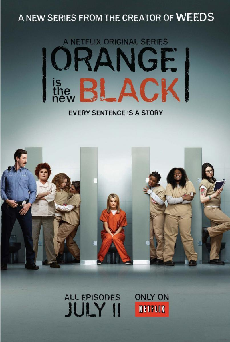Orange is the new black 2x07 Esp Disponible