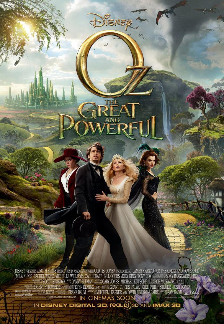 Oz un mundo de fantasia 291500260 large  Oz, un mundo de fantasia [Latino][Ts screener]