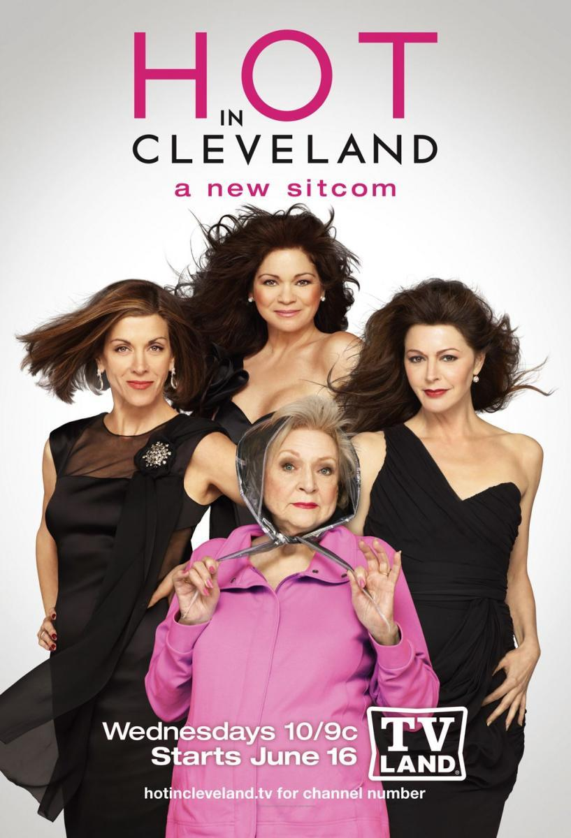 Hot in Cleveland 5x07 Espa&ntildeol Disponible