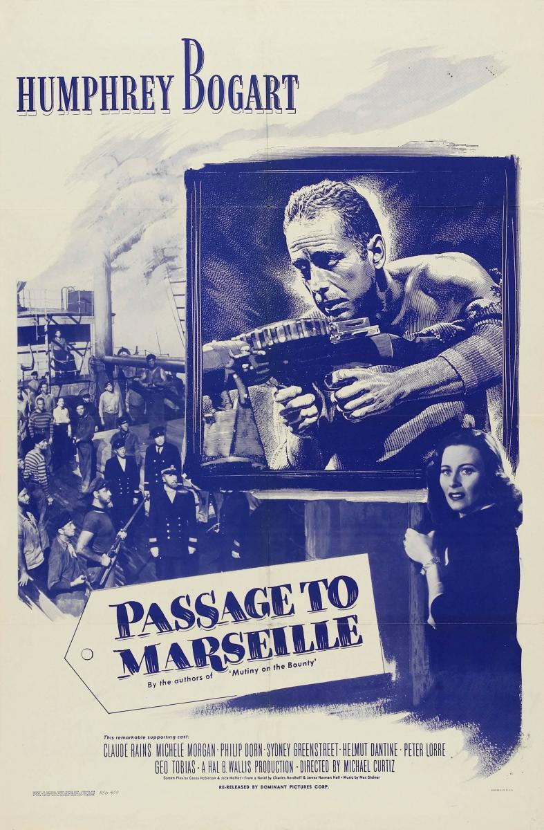 Image gallery for passage to marseille filmaffinity - Marseille film streaming ...