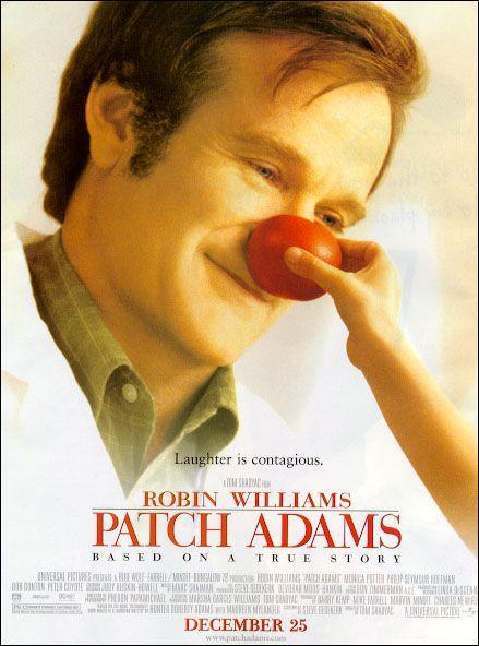 patch adams pelicula