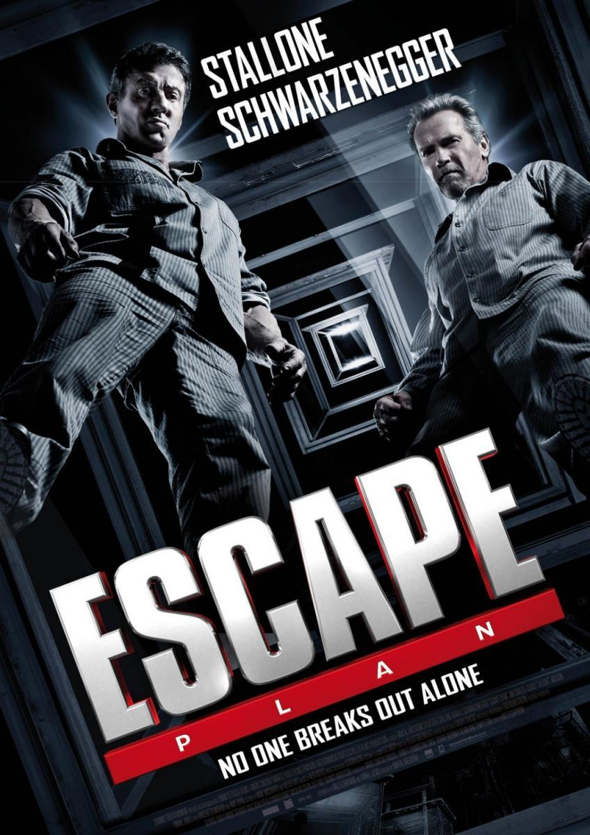 Escape Plan [BD25][Latino]