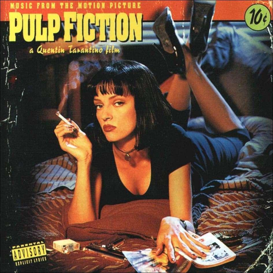 Pulp Fiction O.s.t Cover