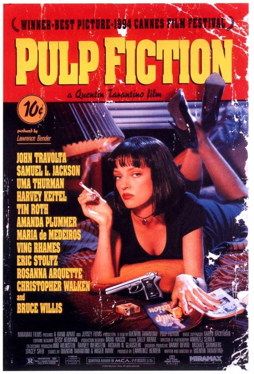 pulp fiction película film