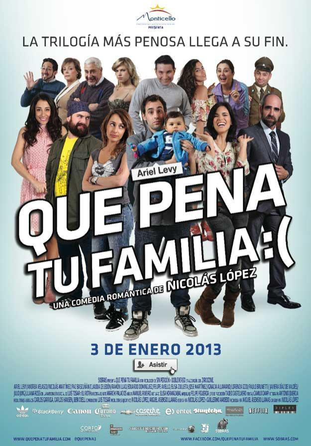 essay movie mi familia However, despite its ability to emerge as a viable art form in the 1960s, oppression has remained a principal theme of chicana/o cinema because it remains a part of the everyday lives of chicana/o people what happened to our children, maría what did we do wrong josé sánchez, father in mi familia ( played by eduardo.