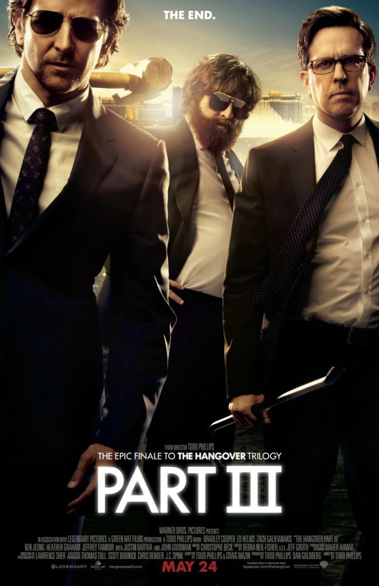Que Paso Ayer 3 Online (2013) The Hangover Part 3 Online