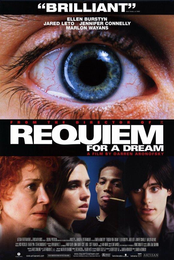 requiem for a dream reaction Requiem for a dream explores a dreary, sad side of life in a harshly poetic manner it grinds you raw it grinds you raw darren aronofsky has, without a doubt, proven himself impossibly well-versed in the language of film.