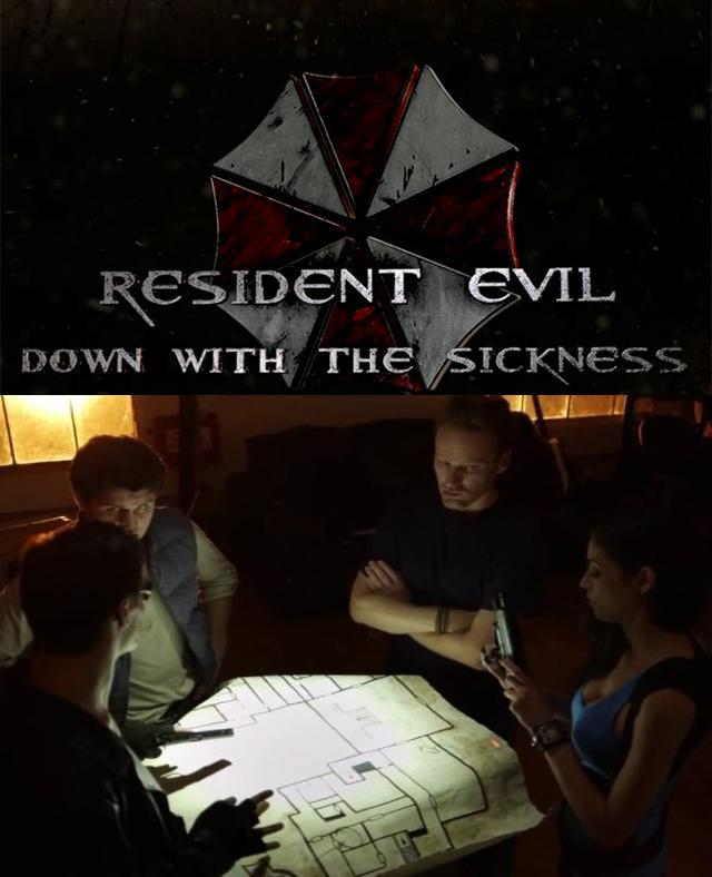 """Image gallery for """"Resident Evil: Down with the Sickness (S ..."""