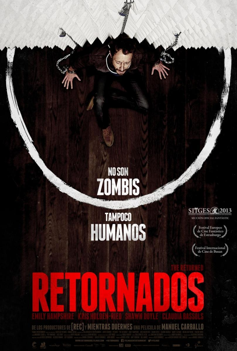 ver pelicula Retornados - The Returned online gratis hd