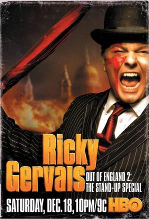 Ricky Gervais: Out of England 2 - The Stand-Up Special (TV)