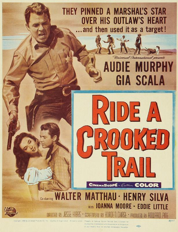 Ride A Crooked Trail 1958 Filmaffinity