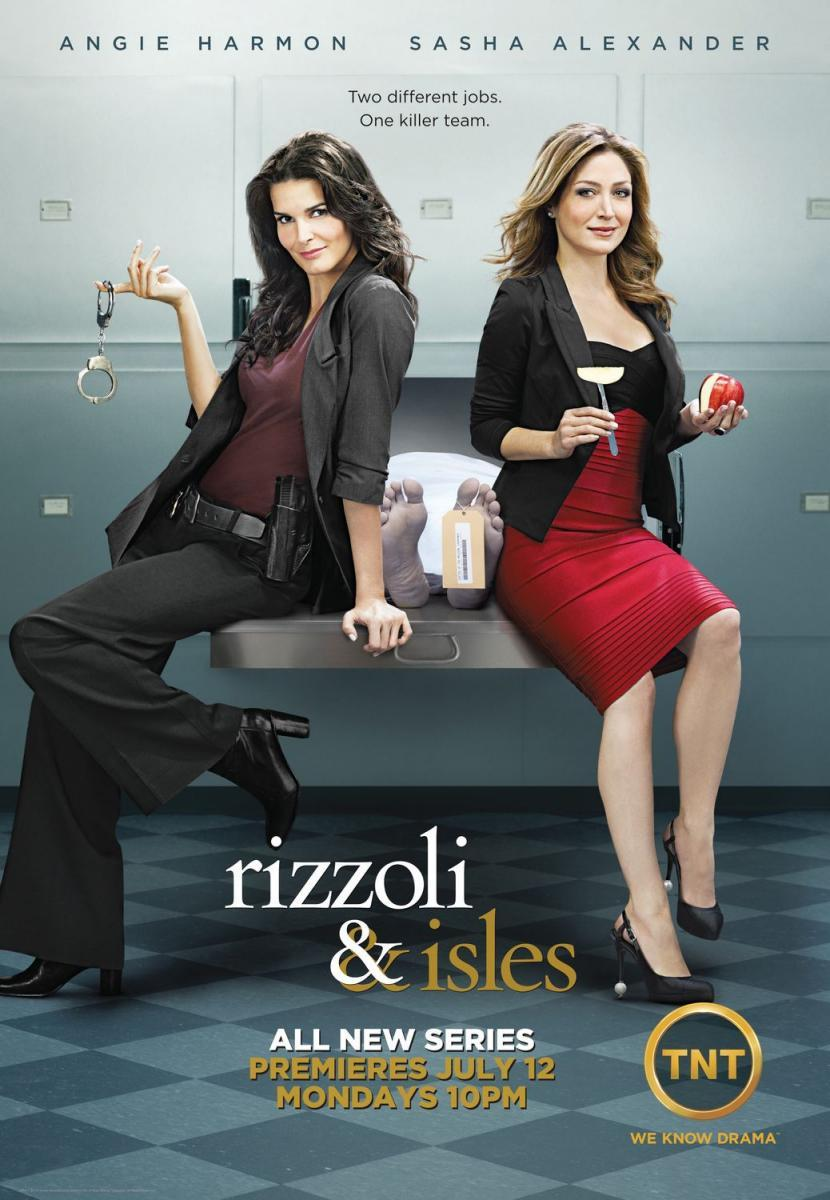Rizzoli e Isles 5x06 Vose Disponible