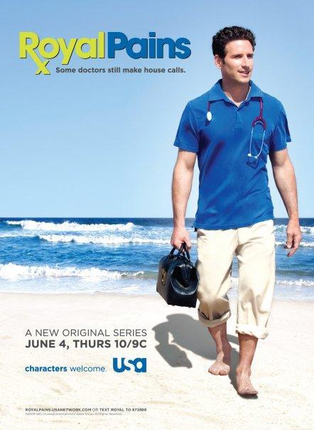 Royal Pains 6x06 vose Disponible