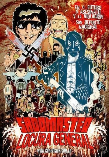 Sadomaster Locura General movie