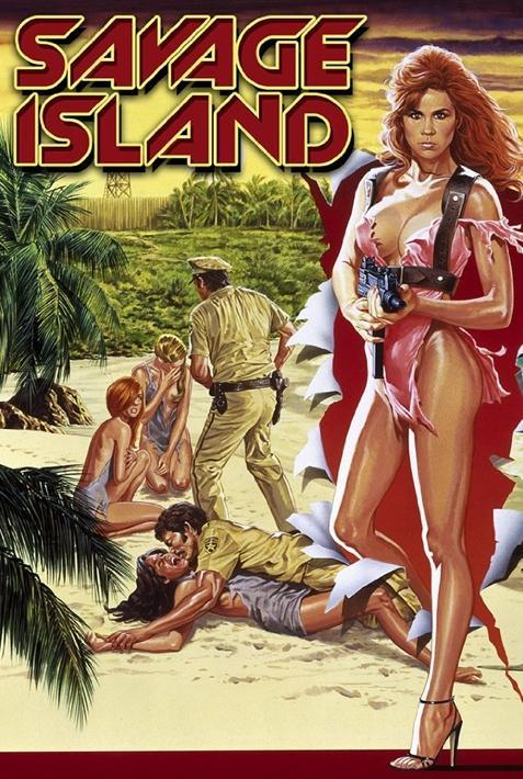 Savage IslandLinda Blair Savage Island