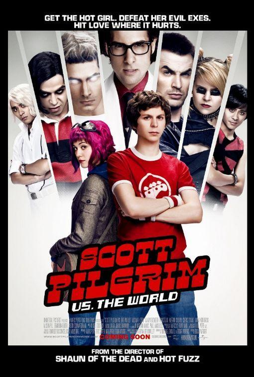 Scott Pilgrim vs. the World [Latino]
