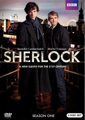 Sherlock TV Series Complete Season S01 S02