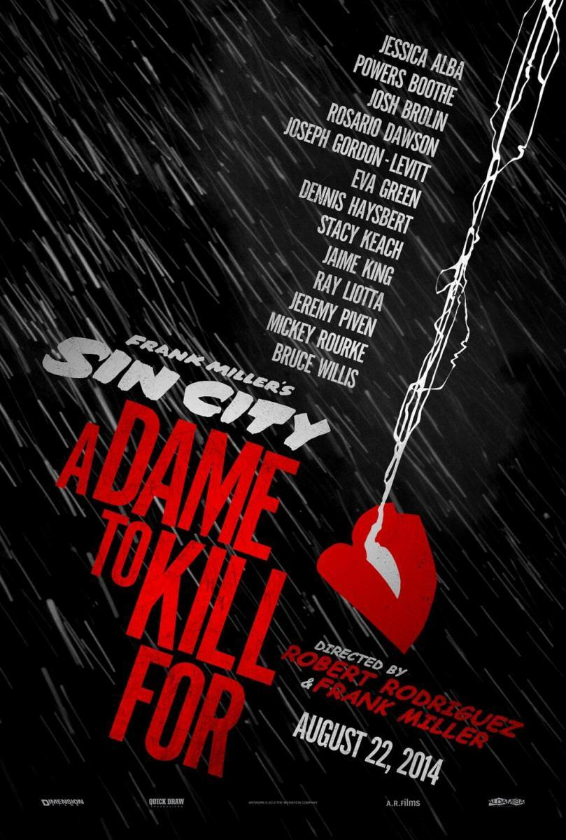 ver pelicula Sin City 2 : A Dame to Kill For - Una dama por la que matar online gratis hd
