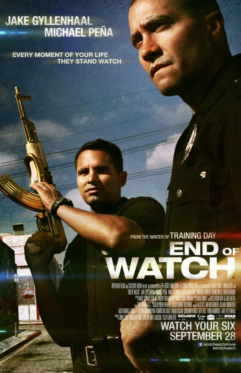 Ver End of Watch (2012) Online