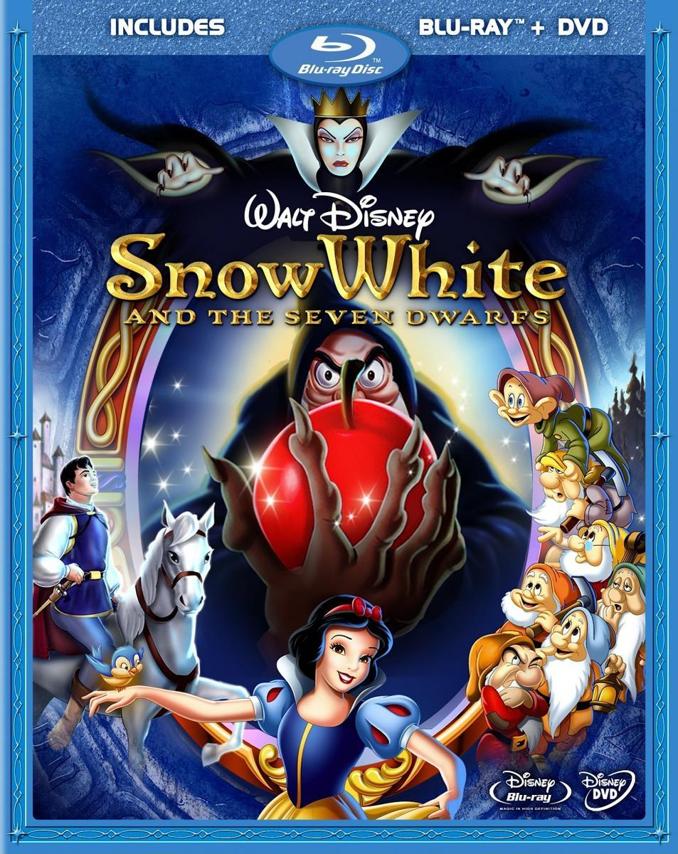 Snow white and the seven dwarfs 3d  fucked movie
