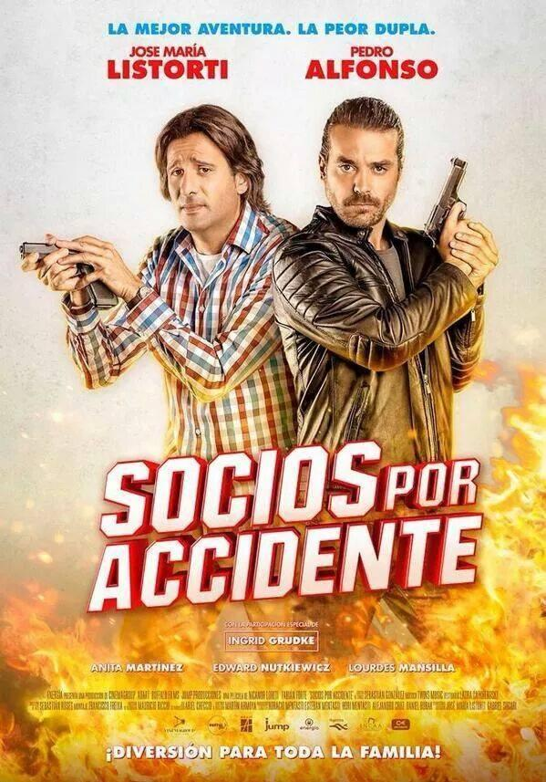 Socios por accidente Online (2014)