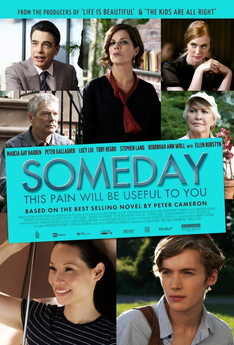 someday this pain will be useful Someday this pain will be useful to you (2011) 58 /10 2,310 votes james sveck is a lonely youth in the summer before he goes off to college at brown university apart from hanging with his grandmother, james prefers solitude the story is told in first person narration, which helps give an intimate inside view of james as he works through his.
