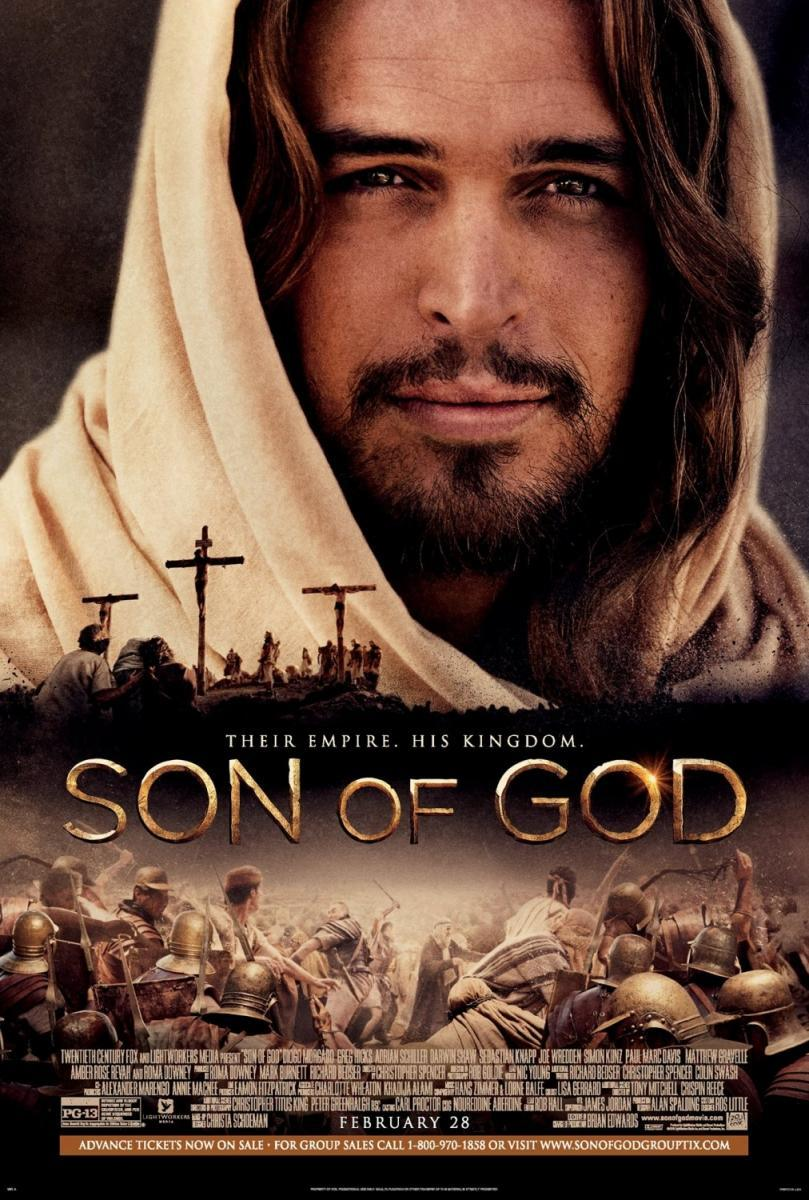 Son of God [DVDBD][Latino]