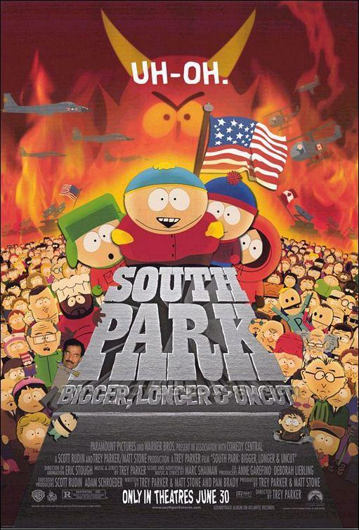 South Park – Bigger, Longer & Uncut