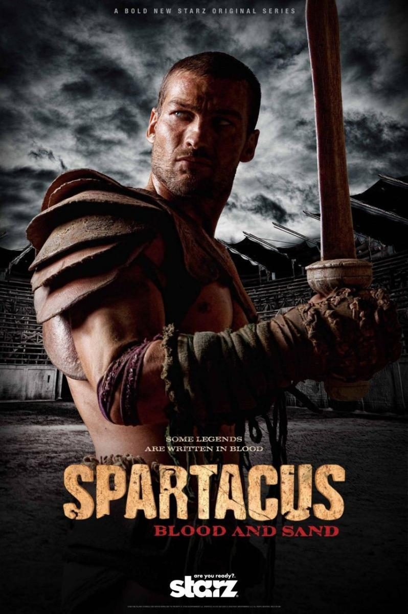 tv Series Spartacus Spartacus Blood And Sand tv