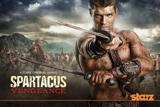 tv Series Spartacus Spartacus Vengeance tv