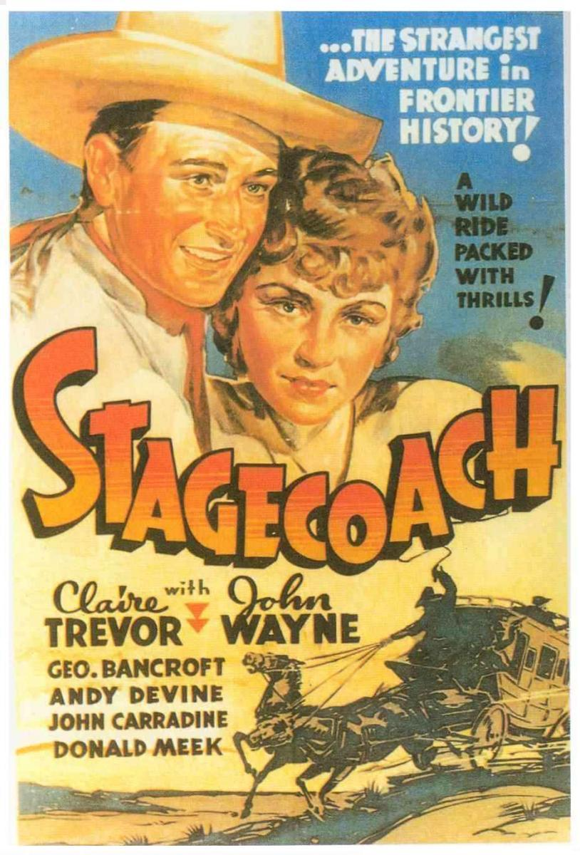 stagecoach movie critique The stage is the world's longest-running theatre publication theatre news from london's west end and across the uk, the latest theatre reviews,.
