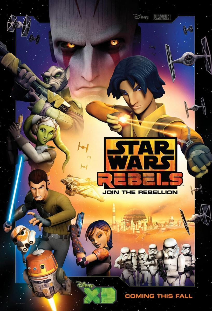Star Wars Rebels Online Completa Temporada 1  Latino