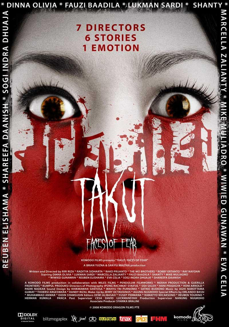 Takut Faces Of Fear