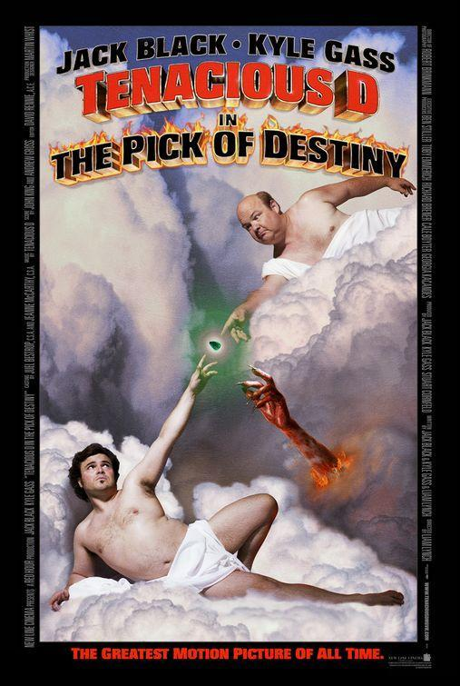 Tenacious D: The Pick Of Destiny [Latino]