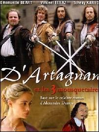 The 4 Musketeers (TV)