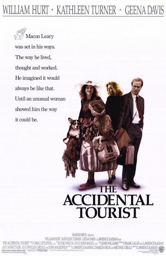 macon in the accidental tourist by anne tyler The accidental tourist is a novel by anne tyler, published in 1985 the novel deals with themes of loss, estrangement, love and reconciliation.