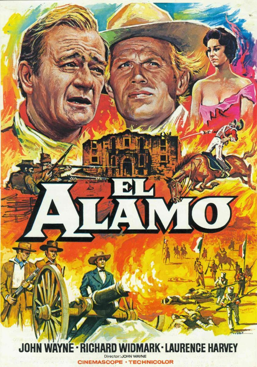 Music from the movie the alamo