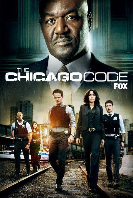 chicago code poster. The Chicago Code (Serie de TV)