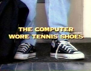 The Computer Wore Tennis Shoes (TV)