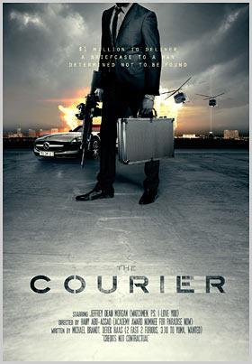 The Courier 193084040 large The Courier [DVDRip] [2012] [Latino]
