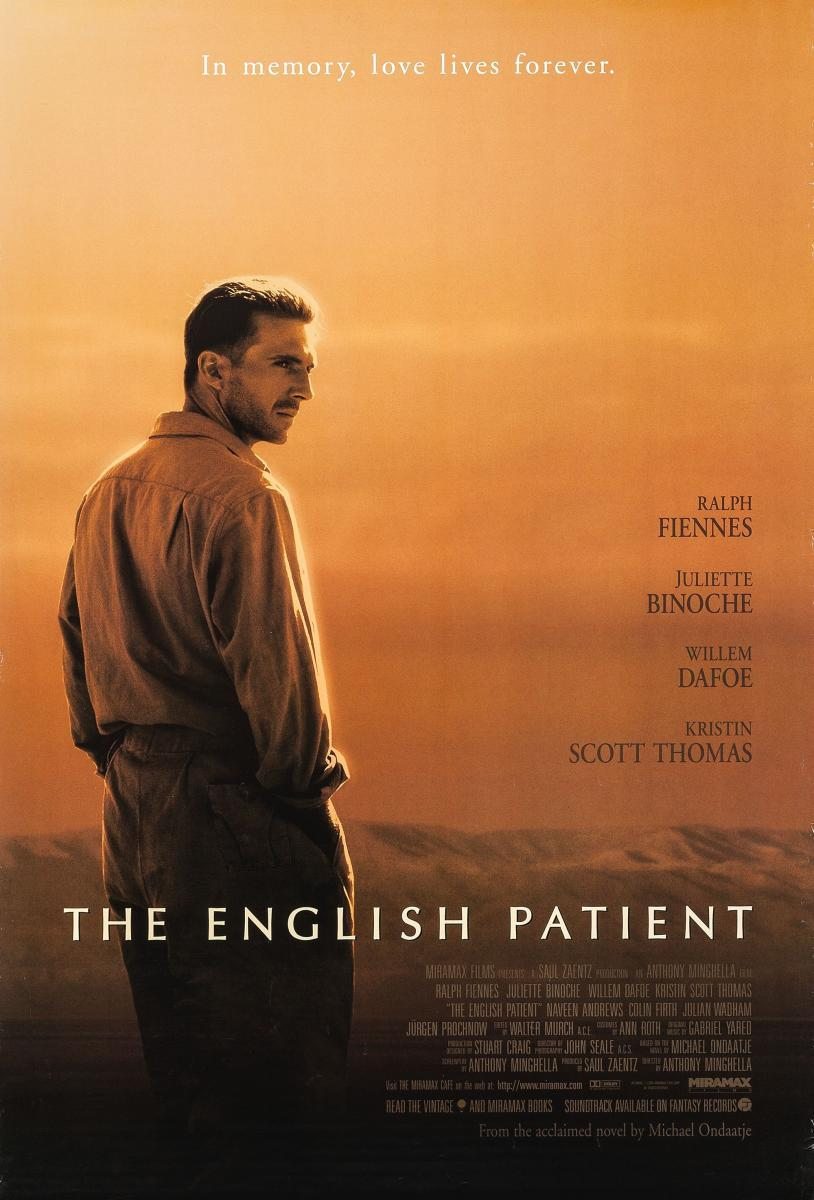 english patient critical essay