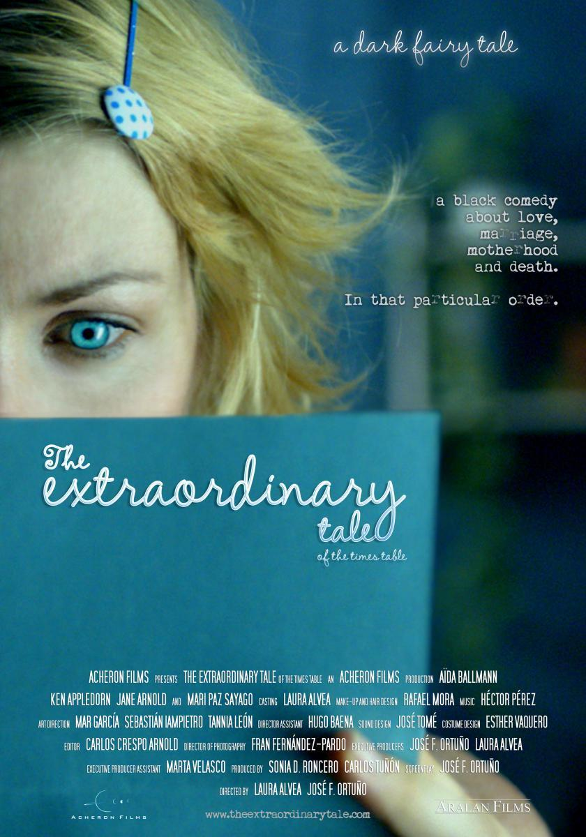 The Extraordinary Tale (2013) DVDRip
