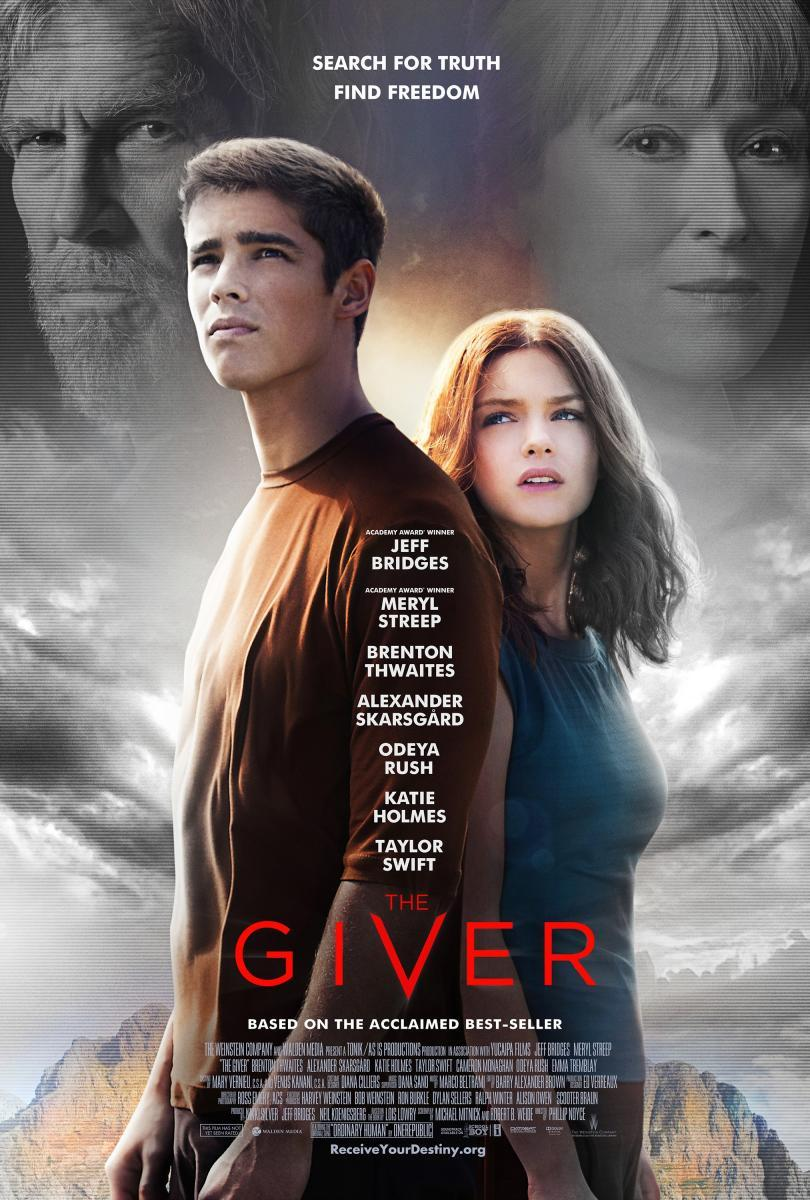 the giver 2014 filmaffinity