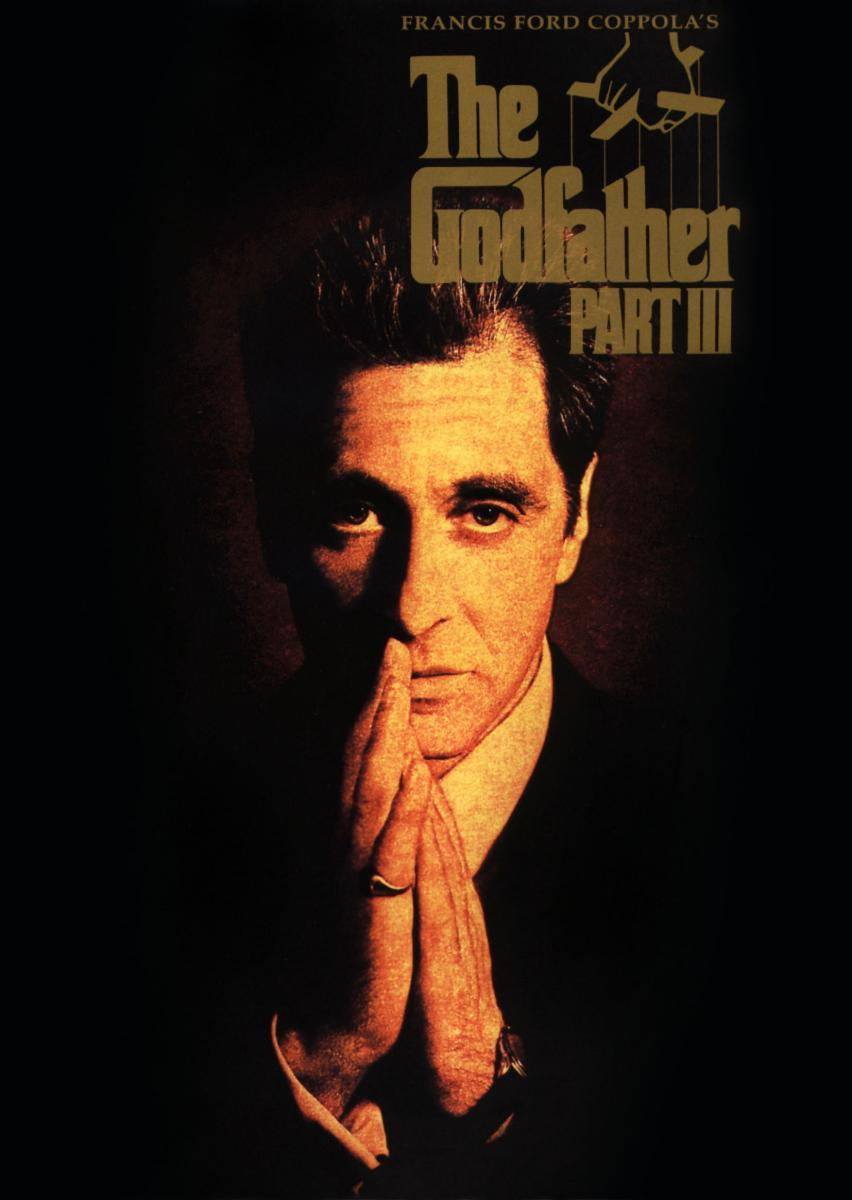 The Godfather 3 Poster | www.imgkid.com - The Image Kid ...