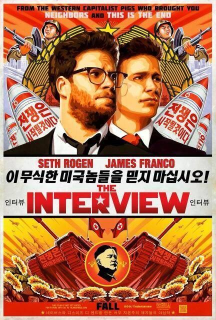 La Entrevista, The Interview, película,