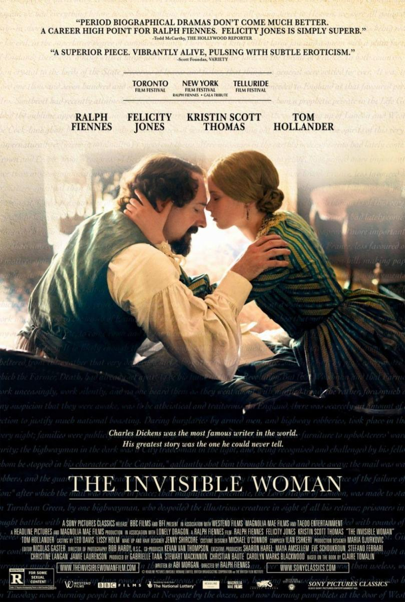 Caratula - The Invisible Woman