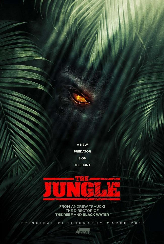 The Jungle [DVDRip AC3] [2013] [Vose]